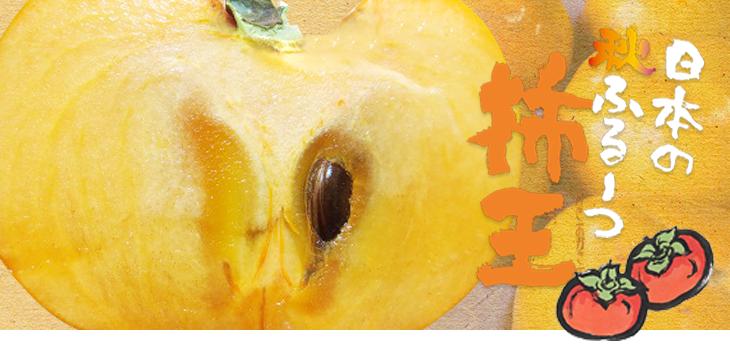 ウシジマ青果の柿王